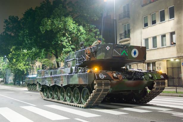 Na faceliftingu czołgów polskie firmy zbrojeniowe zarobią ponad miliard złotych