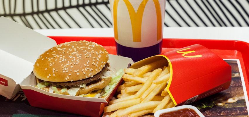 McDonald's oferuje darmowe jedzenie za zaszczepienie się w restauracji