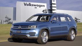 Volkswagen Altas – tylko dla Amerykanów