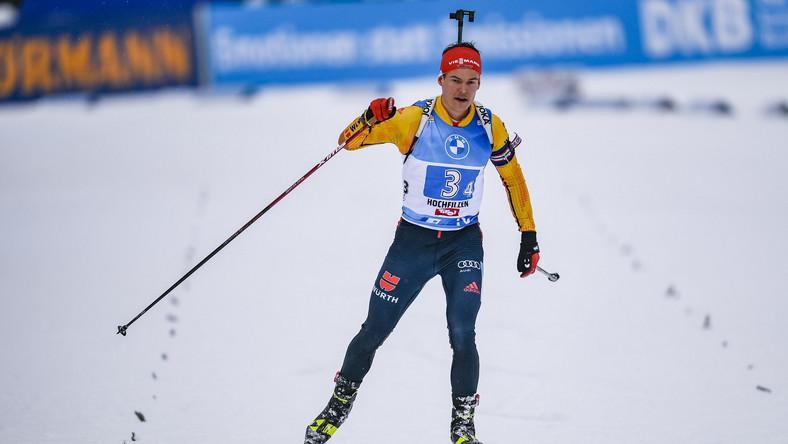 Philipp Horn musiał pokonać trzy karne rundy