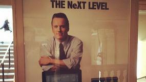 """Steve Jobs"": Michael Fassbender na plakacie"