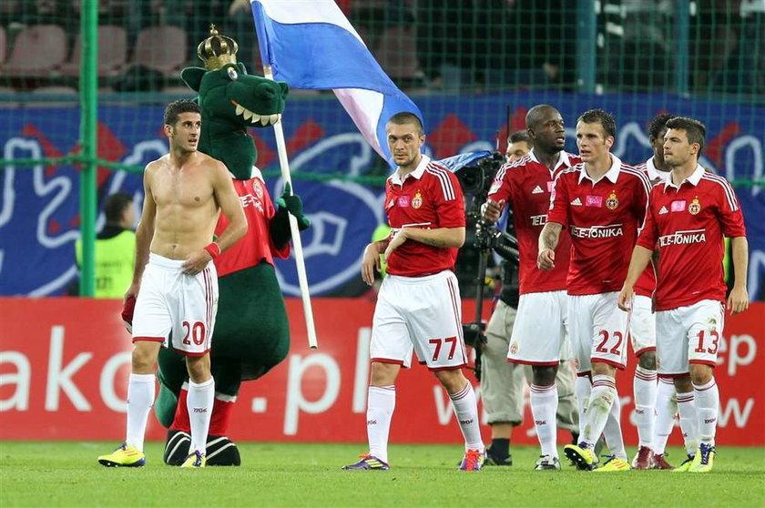 Wisła zagra bez Polaków