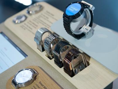 Chiński koncern Huawei wprowadził do sprzedaży dwa modele smartwatchy