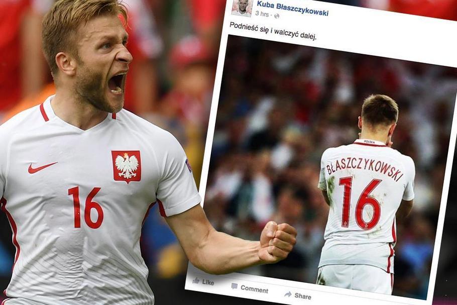 c222f0b8b Polska-Portugalia Kuba Błaszczykowski Euro 2016 - Sport - Newsweek.pl
