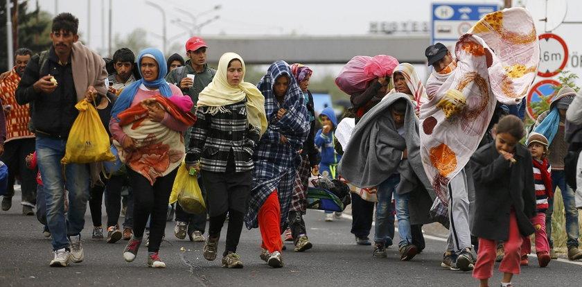 Tysiące uchodźców przybędzie do stolicy