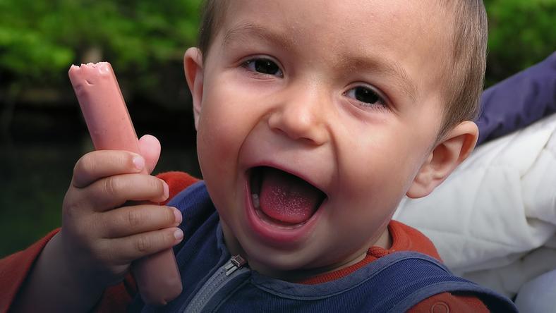 Parówki mogą szkodzić dzieciom