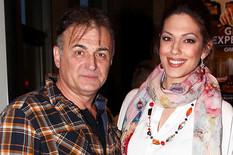 Nina i Branislav Lečić