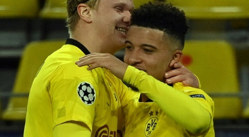 'Worth his weight in gold' - Dortmund hail record-breaker Haaland