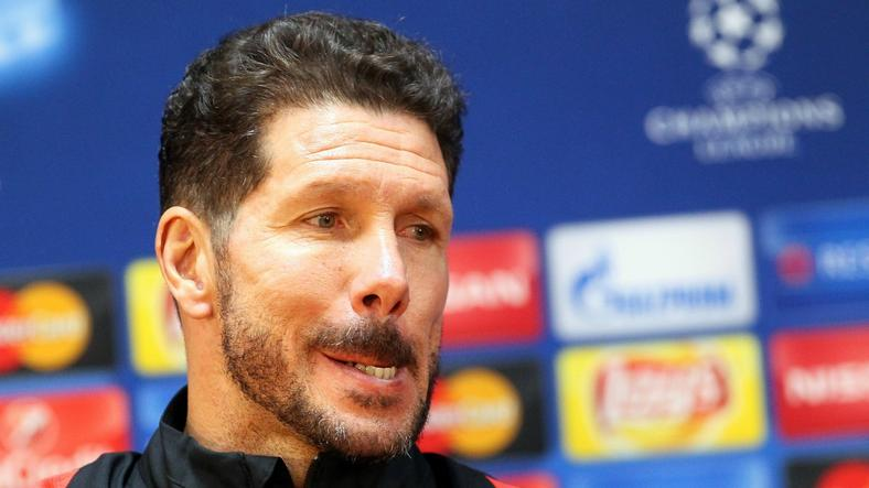 Diego Simeone is the current manager of Atletico Madrid