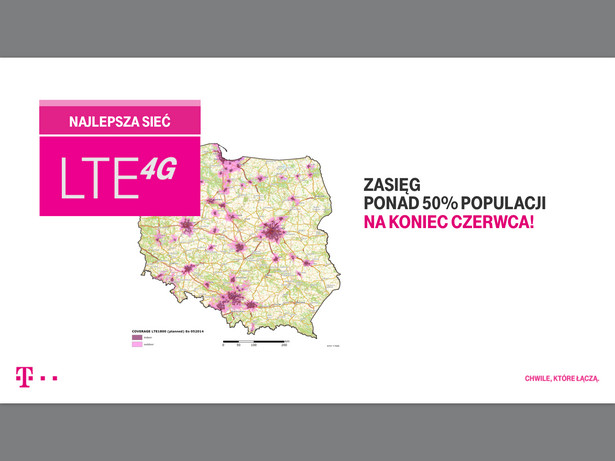 LTE 4G w T-Mobile