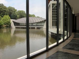 Crystal Bridges Museum of American Art in Bentonville