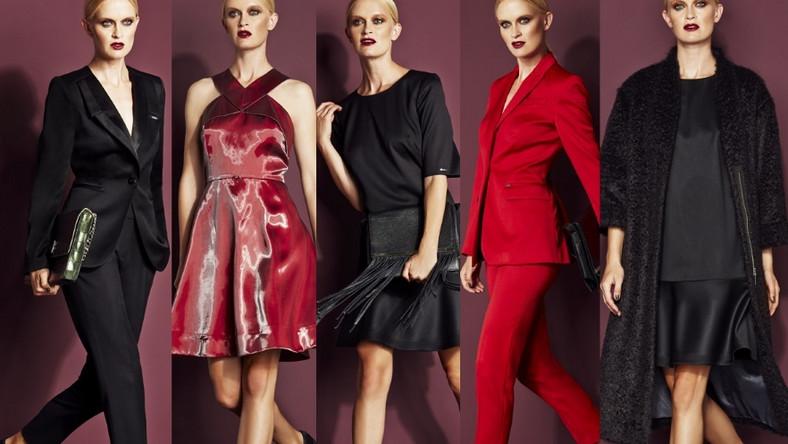 Kolekcja Evening stworzona została z myślą o nowoczesnej, eleganckiej kobiecie, która ceni klasykę, ale nie boi się wyróżniać.