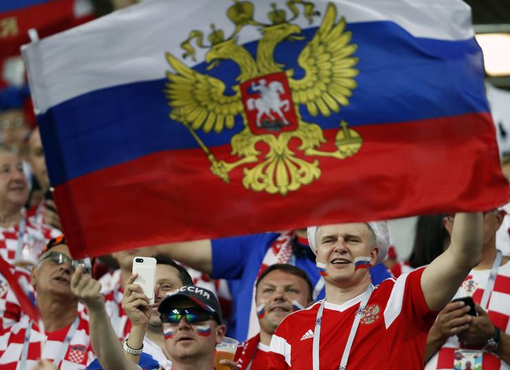 Navijači Rusije