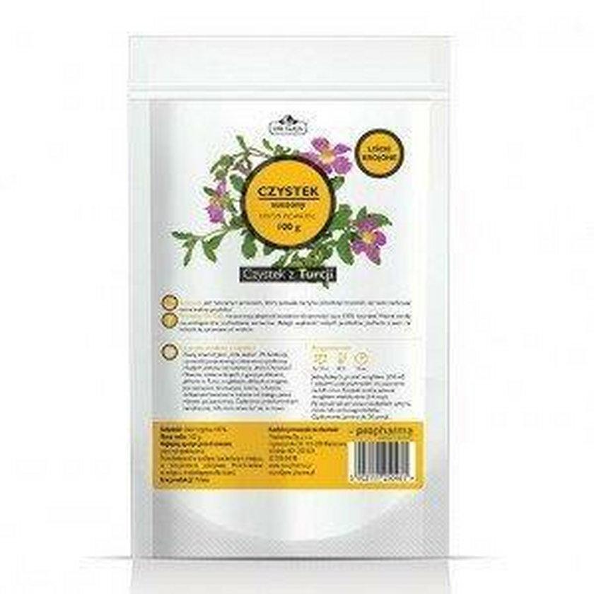 Herbata ziołowa Czystek