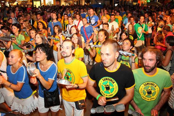 Dani Brazila u Novom Sadu