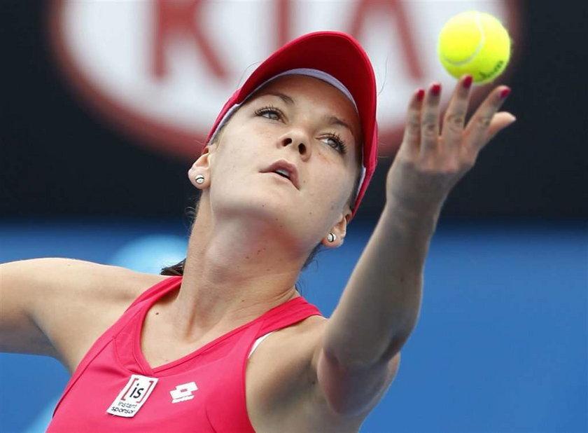 Agnieszka Radwańska awansowała do IV rundy Australian Open