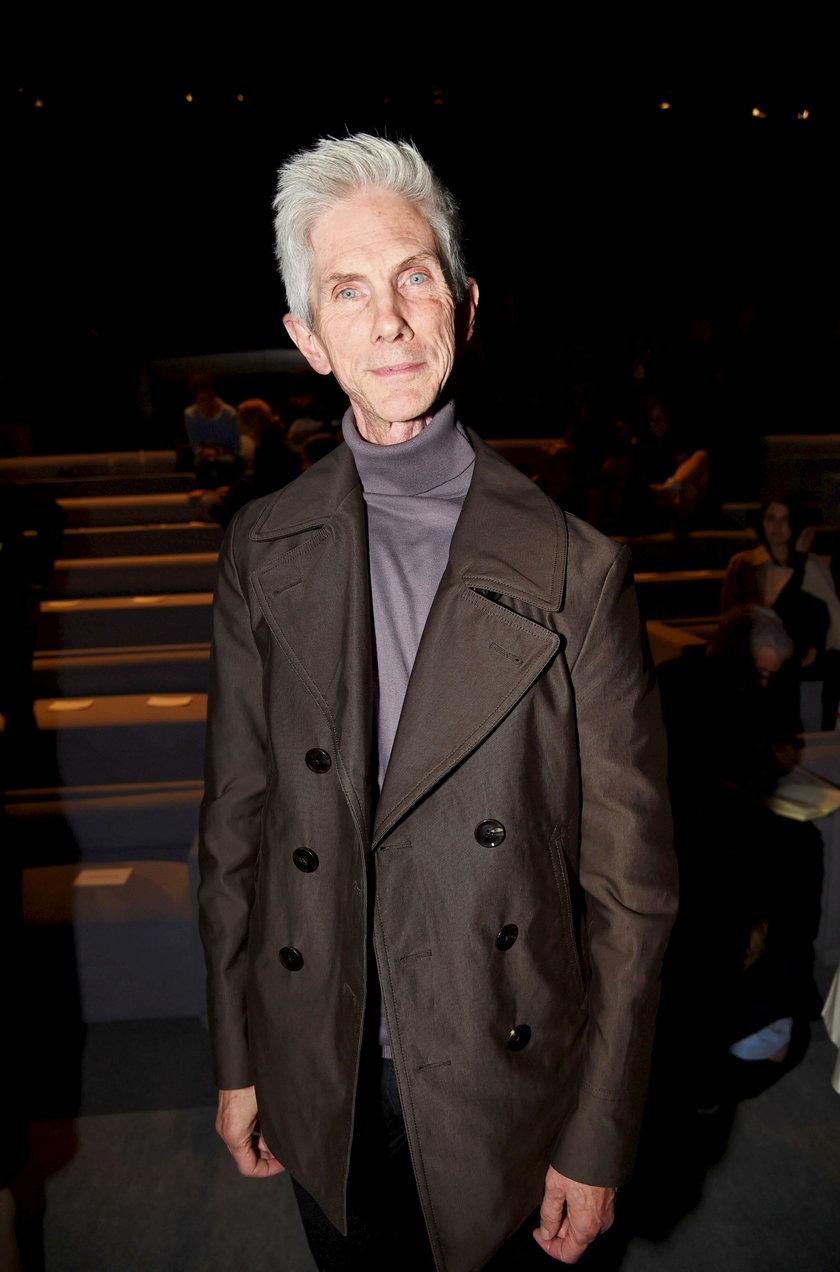 Świat mody w żałobie. Nie żyje dziennikarz Richard Buckley, mąż Toma Forda
