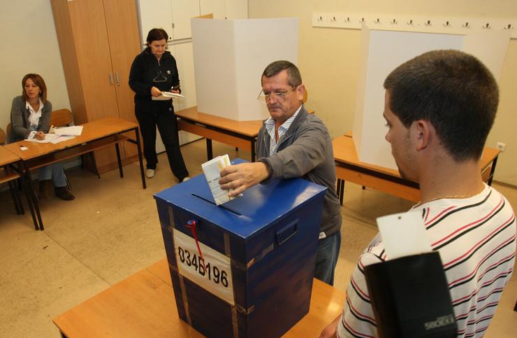 Banjaluka Referendum Glasanje ilustracija