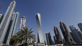 Cayan Tower w Dubaju - najwyższy na świecie spiralny wieżowiec