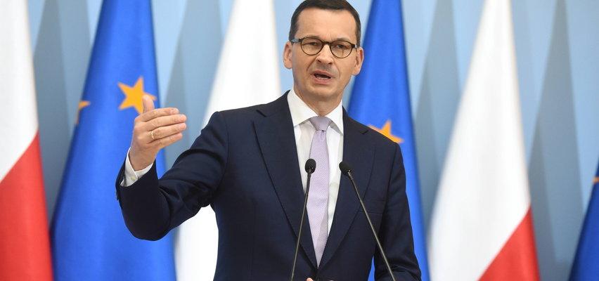Premier mówi o rosyjskim ataku na skrzynkę Dworczyka