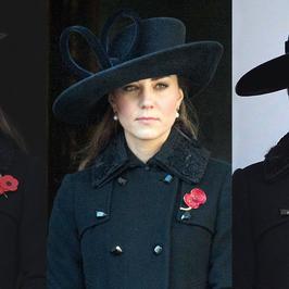 Do trzech razy sztuka? Księżna Kate w tym samym płaszczu
