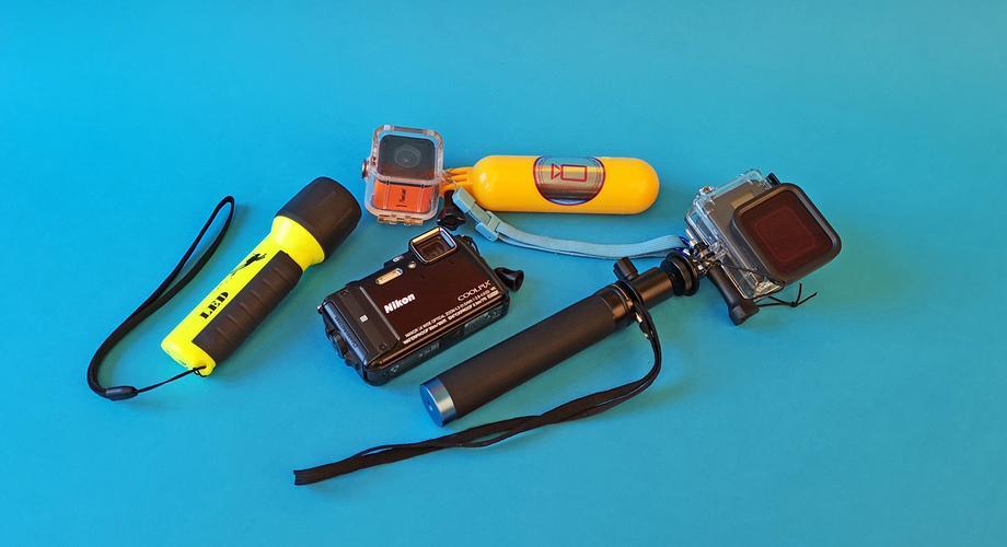 Unter Wasser Fotografieren und Filmen