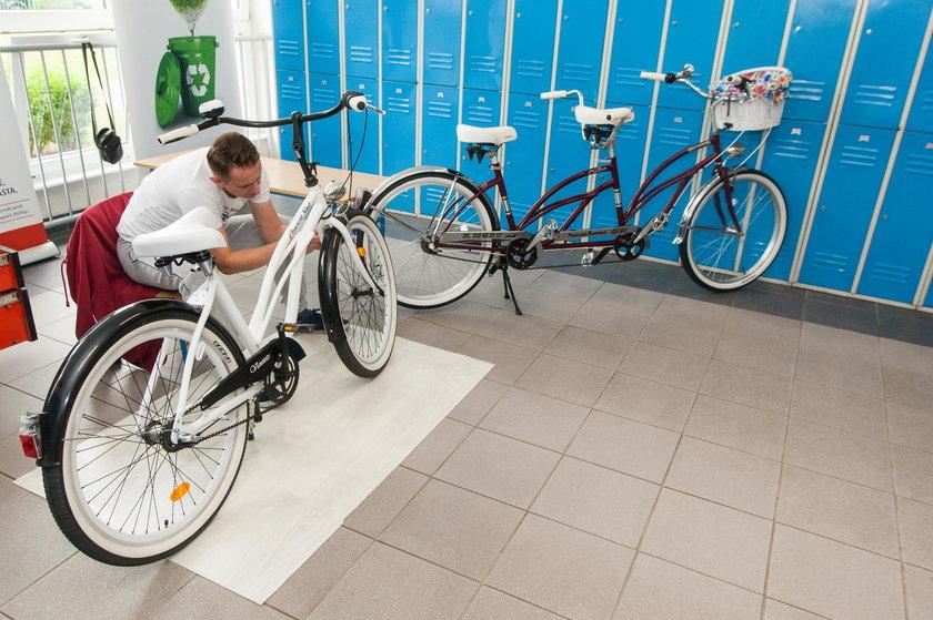 W kawiarni w Pile dadzą ci darmową kawę i za darmo naprawią rower