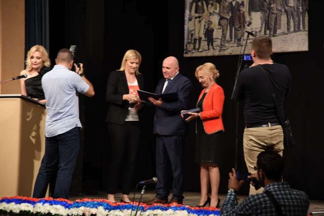 Ana Joković dobija plaketu grada Loznice