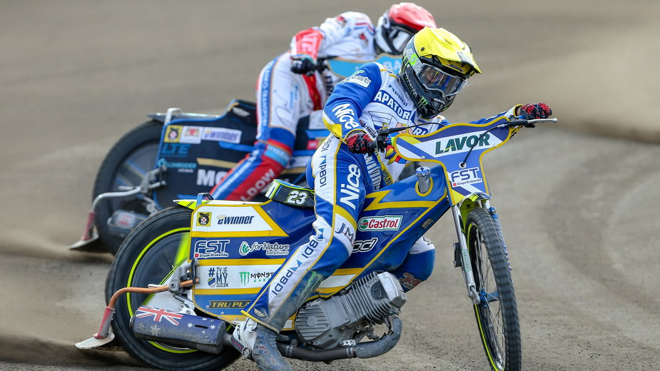 Chris Holder, Apator Toruń