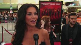 """""""Red 2"""": Catherine Zeta-Jones na oficjalnej premierze"""