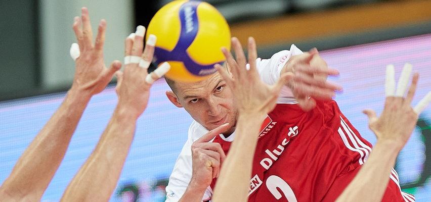 Siatkarska Liga Narodów. Polska pewnie pokonała Włochy