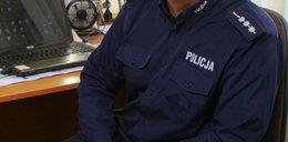 Policjant sprzedał policyjny kamerę w lombardzie