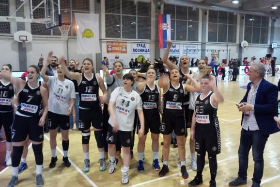 KUP MILAN CIGA VASOJEVIĆ Prvi trofej od 2013: Košarkašice Partizana srušile Zvezdu u finalu