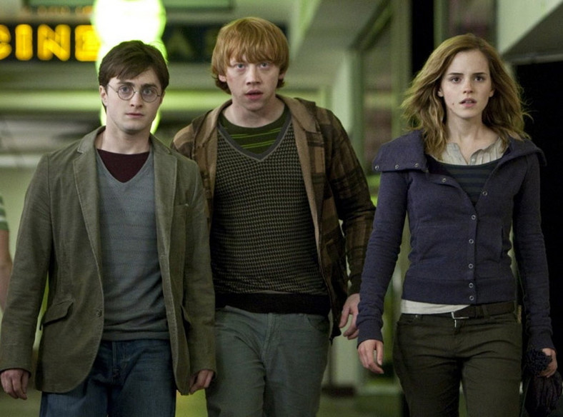 Harry Potter i Insygnia Śmierci, część I