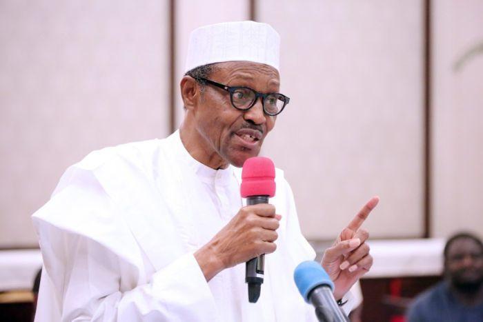 President Muhammdu Buhari fumes after Boko Haram attack (Presidency)