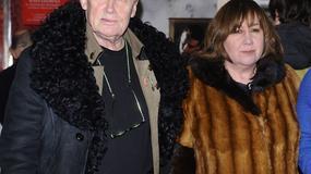 Żona Olbrychskiego jest spokrewniona z Kirkiem Douglasem