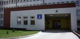 Skandal w małopolskim szpitalu. Lekarka uciekła przed policją