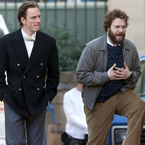 """Michael Fassbender w filmie """"Steve Jobs"""", fot. Materiały producenta"""