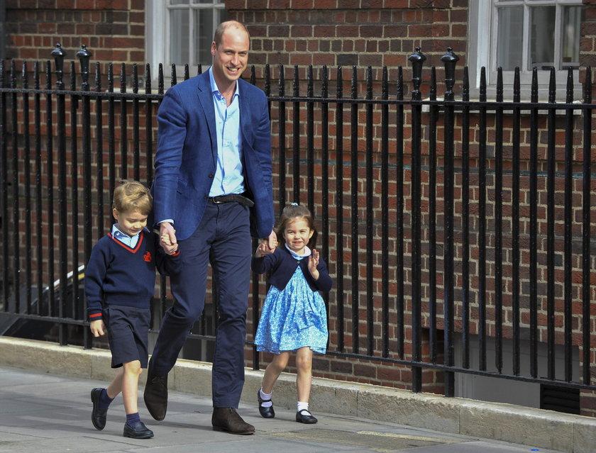 Książę George kończy siedem lat. Tak się zmieniał