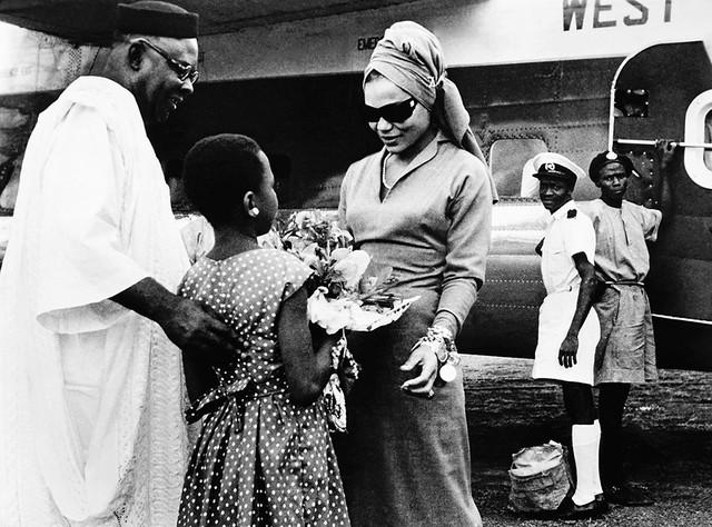 Dobila je i svoju zvezdu na Holivudskoj stazi slavnih 1960. godine