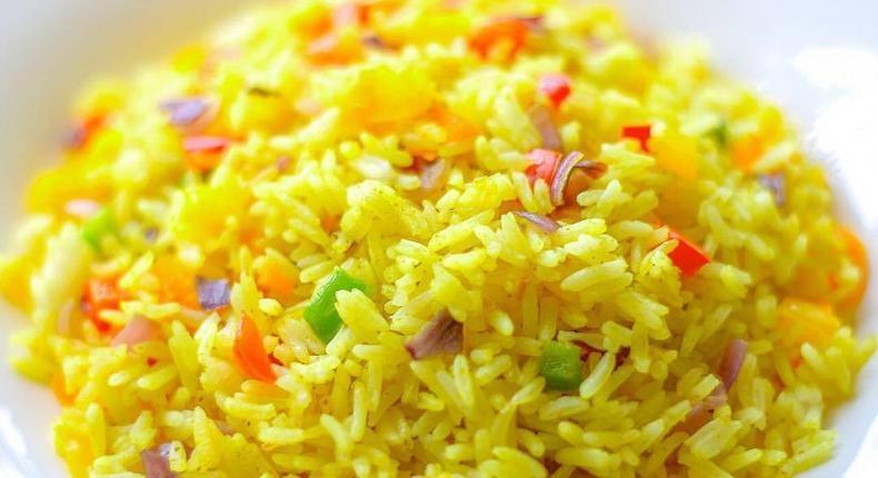 Curry rice (Telandeworld)