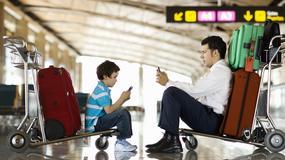 10 dowodów na to, że smartfon może zrujnować twoje wakacje