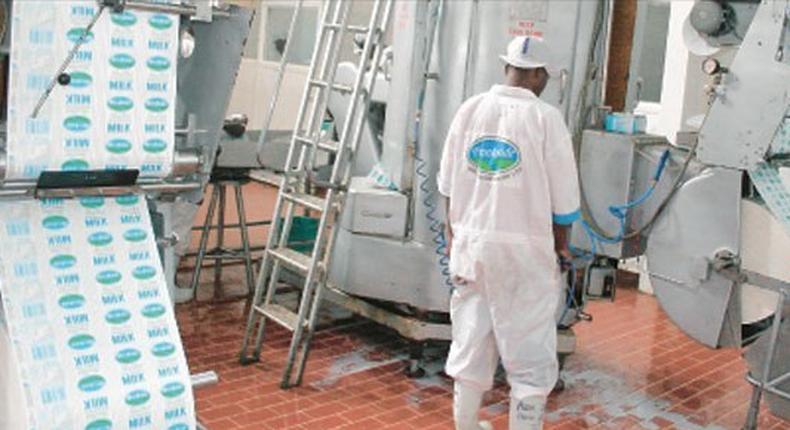 Employee of Brookside Dairy