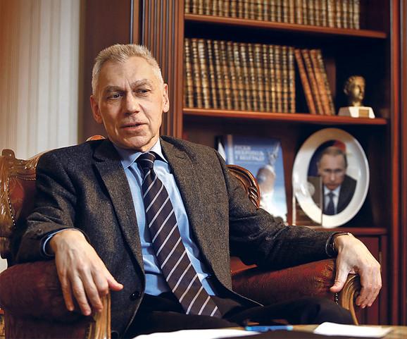 Ruski ambasador Aleksandar Bocan Harčenko