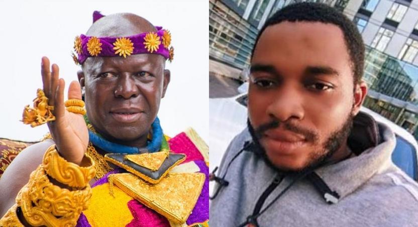 Asantehene and Twene Jonas