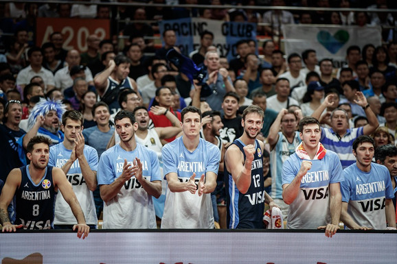 Košarkaška reprezentacija Argentine