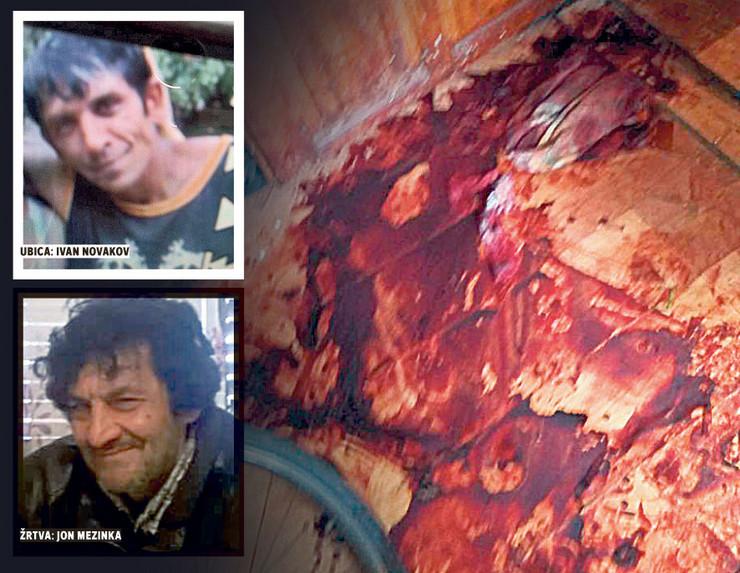 grafika bela crkva ubistvo ubica ivan novakov i zrtva jon mezinka foto RAS