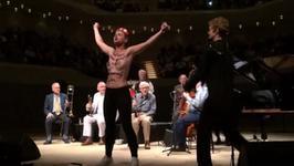 Koncert Woody'ego Allena przerwany przez protest Femenu