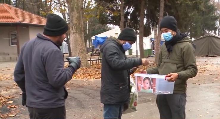 Migranti skupljaju pomoć za lečenje dece u Srbiji