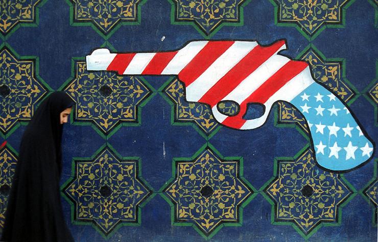 Iran vs SAD